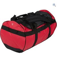Hi Gear Lugga Cargo 90 Holdall - Colour: Red And Black