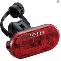 CatEye Omni 5 LED Rear Light - Colour: Black
