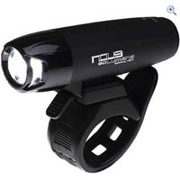 Moon Nova 80 Front Light - Colour: Black