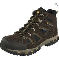 Karrimor Bodmin Mid IV Weathertite Mens Walking Boots - Size: 11 - Colour: Dark Earth Brown