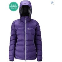 Rab Womens Ascent Jacket - Size: 12 - Colour: JUNIPER ZINC