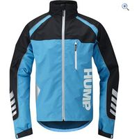 Hump Strobe Mens Waterproof Cycling Jacket - Size: L - Colour: Blue