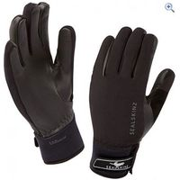 SealSkinz Womens All Weather Riding Gloves - Size: S - Colour: Black