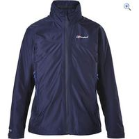 Berghaus Thunder Womens Waterproof Jacket - Size: 8 - Colour: EVENING BLUE
