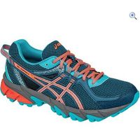 Asics Gel-Sonoma 2 Womens Trail Running Shoes - Size: 4 - Colour: Blue