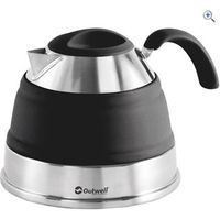 Outwell Collaps Kettle (1.5L) - Colour: Black