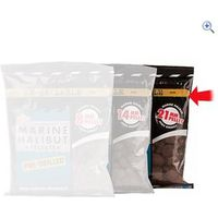 Dynamite Baits Marine Halibut Pellets, Pre-Drilled 21mm (350g bag)