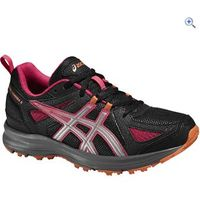 Asics Gel-Trail Tambora 5 Womens Trail Running Shoes - Size: 7 - Colour: CARBON-BLACK