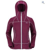 Rab Womens Shadow Hoodie - Size: 16 - Colour: POISON