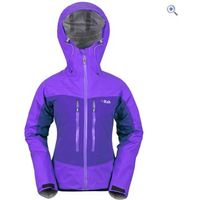 Rab Womens Stretch Neo Jacket - Size: 10 - Colour: Purple