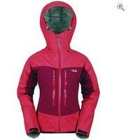 Rab Womens Stretch Neo Jacket - Size: 12 - Colour: Pink