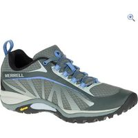 Merrell Siren Edge Womens Hiking Shoes - Size: 9.5 - Colour: Grey