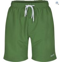 Regatta Mens Mawson Swim Shorts - Size: XXL - Colour: ALPINE GREEN