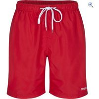 Regatta Mens Mawson Swim Shorts - Size: XXL - Colour: Pepper Red