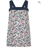 Animal Womens Beach Day Vest - Size: 8 - Colour: ANTIQUE CREAM