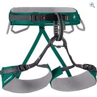 Mammut Togir 3 Slide Climbing Harness - Size: XL - Colour: Deep Green