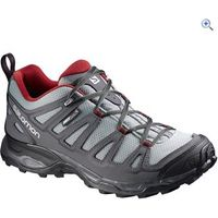 Salomon X Ultra Prime CS WP Mens Walking Shoe - Size: 8 - Colour: Grey