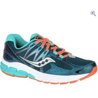 Saucony Jazz 18 Womens running shoe - Size: 5 - Colour: GREEN-ORANGE