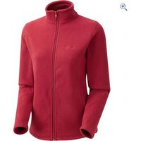 Hi Gear Oregan Womens Fleece - Size: 10 - Colour: Cranberry
