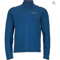 Marmot Drop Line Mens Fleece Jacket - Size: S - Colour: BLUE NIGHT