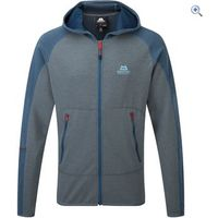 Mountain Equipment Flash Hooded Jacket - Size: XXL - Colour: Blue Grey
