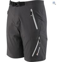 Montane Mens Terra Alpine Shorts - Size: XL - Colour: Shadow