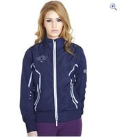 Just Togs Womens Balmoral Jacket - Size: L - Colour: Navy
