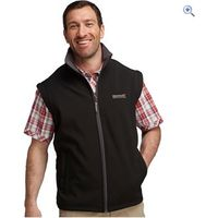 Regatta Bradwell II Mens Bodywarmer - Size: M - Colour: BLACK-IRON