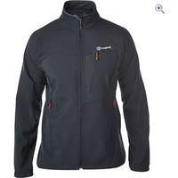 Berghaus Mens Ghlas Softshell Jacket - Size: S - Colour: Black