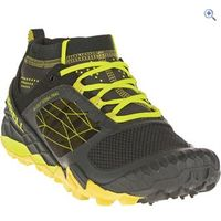 Merrell Mens All Out Terra Trail Running Shoes - Size: 7 - Colour: Yellow- Black