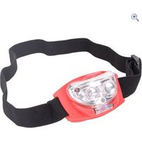 Handy Heroes Shine Headtorch - Colour: Red