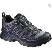 Salomon X Ultra Prime CS WP Womens Walking Shoe - Size: 8 - Colour: PEARL GREY
