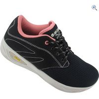 Hi-Tec V-Lite Rio Quest i Womens Walking Shoe - Size: 5 - Colour: Black / Pink