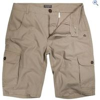 Craghoppers Mens Samson Cargo Shorts - Size: 40 - Colour: Taupe