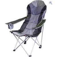 Hi Gear Kentucky Camping Chair - Colour: Grey