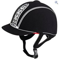Harry Hall Junior Legend Plus Riding Hat - PAS015 - Size: 65-8 - Colour: Black