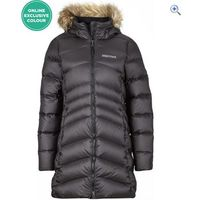 Marmot Montreal Womens Down Insulated Coat - Size: S - Colour: Black