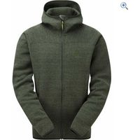 Mountain Equipment Mens Dark Days Hooded Jacket - Size: XXL - Colour: BROADLEAF STRI