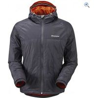 Montane Prism Mens Insulated Jacket - Size: L - Colour: Steel Grey