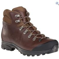 Scarpa Delta Leather Mens Walking Boot - Size: 48 - Colour: Brown