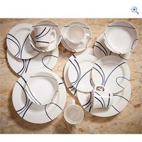 Quest Budget 16-Piece Melamine Set
