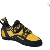 La Sportiva Katana Climbing Shoes - Size: 44 - Colour: Yellow