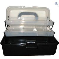 Fladen 2-Tray Cantilever Tackle Box