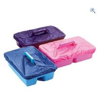 Lincoln Tack Tray Cover - Pink - Colour: Pink