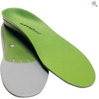 Superfeet Trim-to-Fit Premium Insoles, GREEN - Size: A - Colour: Green