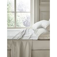 Fable Fable superking fitted sheet silver