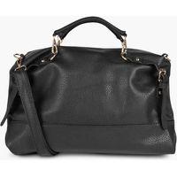 Oversized Day Bag - black