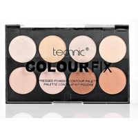 Fix Pressed Powder Contouring Palette - nude