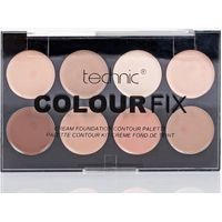 Fix Cream Foundation Contouring Palette - nude