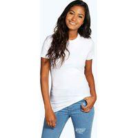 Basic Crew Neck T-Shirt - white